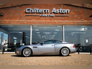 2003 Aston Martin Vanquish For Sale (picture 3 of 12)