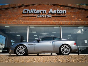 2003 Aston Martin Vanquish For Sale (picture 4 of 12)