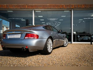 2003 Aston Martin Vanquish For Sale (picture 12 of 12)