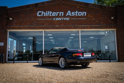 Picture of 2001 Aston Martin DB7 Vantage Volante (Touch Tronic) For Sale
