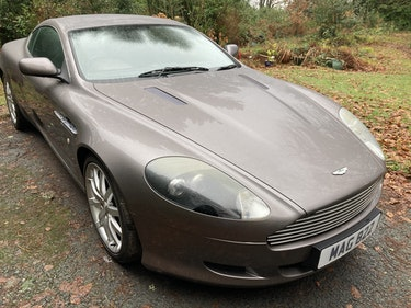Picture of 2004 Aston Martin DB9 For Sale