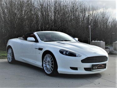 Picture of 2005 Aston Martin DB9 Volante LHD 32k Miles FSH Immaculate PX For Sale