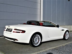 2005 Aston Martin DB9 Volante LHD 32k Miles FSH Immaculate PX For Sale (picture 2 of 10)