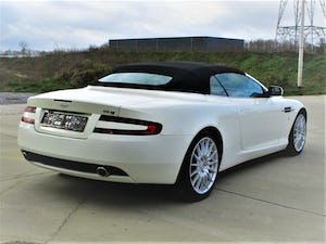 2005 Aston Martin DB9 Volante LHD 32k Miles FSH Immaculate PX For Sale (picture 6 of 10)