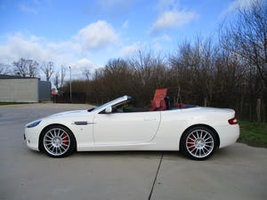 2005 Aston Martin DB9 Volante LHD 32k Miles FSH Immaculate PX For Sale (picture 8 of 10)