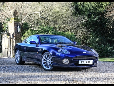 Picture of 2000 ASTON MARTIN DB7 VANTAGE For Sale