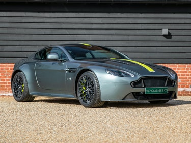 Picture of 2017 ASTON MARTIN V12 VANTAGE AMR – MANUAL For Sale