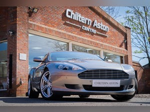 2009 Aston Martin DB9 Coupe Automatic For Sale (picture 1 of 12)