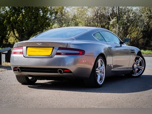 2009 Aston Martin DB9 Coupe Automatic For Sale (picture 3 of 12)