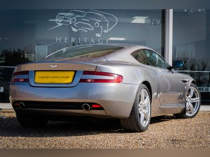 2009 Aston Martin DB9 Coupe Automatic For Sale (picture 8 of 12)