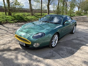 2002 Aston Martin DB7 Vantage manual For Sale (picture 2 of 8)