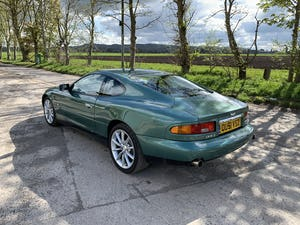 2002 Aston Martin DB7 Vantage manual For Sale (picture 3 of 8)