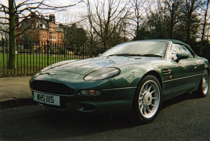 Picture of 1999 Aston Martin DB7 Volante manual gearbox For Sale