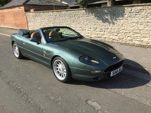 1999 Aston Martin DB7 Volante manual gearbox For Sale (picture 3 of 7)