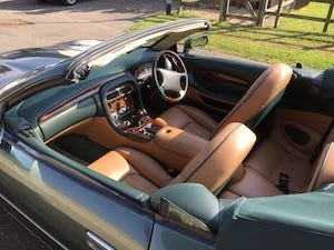 1999 Aston Martin DB7 Volante manual gearbox For Sale (picture 6 of 7)