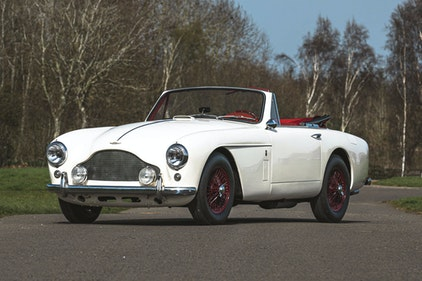 Picture of 1957 Aston Martin DB2/4 Mk III Drophead Coupe For Sale by Auction