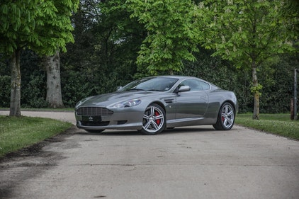 Picture of 2008 Aston Martin DB9 Sport Pack Coupe For Sale