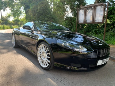 Picture of 2009 Aston Martin DB9 Volante - NOW SOLD For Sale