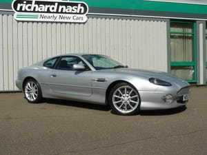 2004 Aston Martin DB7 V12 Vantage Coupe For Sale (picture 1 of 12)