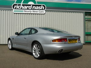 2004 Aston Martin DB7 V12 Vantage Coupe For Sale (picture 4 of 12)