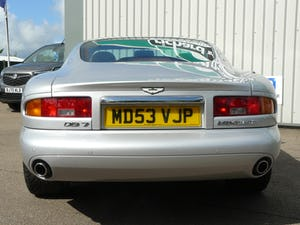 2004 Aston Martin DB7 V12 Vantage Coupe For Sale (picture 5 of 12)