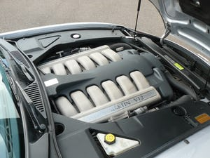 2004 Aston Martin DB7 V12 Vantage Coupe For Sale (picture 9 of 12)