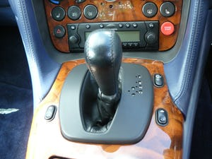 2004 Aston Martin DB7 V12 Vantage Coupe For Sale (picture 11 of 12)