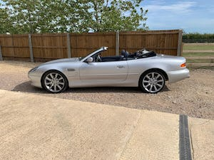 2001 Aston Martin DB7 Vantage Volante (TouchTronic)  For Sale (picture 1 of 10)