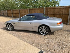 2001 Aston Martin DB7 Vantage Volante (TouchTronic)  For Sale (picture 2 of 10)