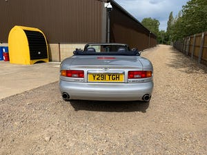 2001 Aston Martin DB7 Vantage Volante (TouchTronic)  For Sale (picture 3 of 10)