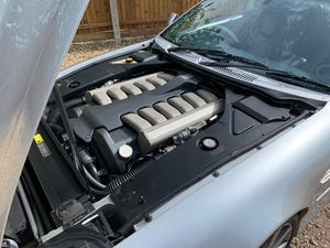 2001 Aston Martin DB7 Vantage Volante (TouchTronic)  For Sale (picture 10 of 10)