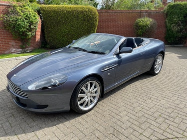 Picture of ASTON MARTIN DB9 V12 VOLANTE TOUCHTRONIC 2005 For Sale
