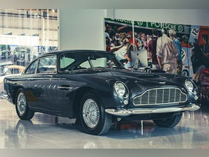 1963 ASTON MARTIN DB4 'SERIES V' SS VANTAGE RHD For Sale (picture 1 of 10)