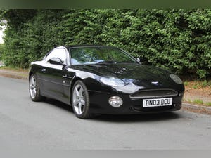 2003 Aston Martin DB7 V12 GT - Six Speed Manual For Sale (picture 1 of 19)