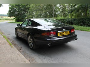 2003 Aston Martin DB7 V12 GT - Six Speed Manual For Sale (picture 4 of 19)