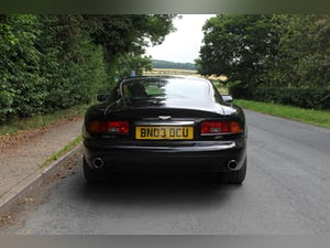 2003 Aston Martin DB7 V12 GT - Six Speed Manual For Sale (picture 5 of 19)