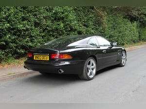 2003 Aston Martin DB7 V12 GT - Six Speed Manual For Sale (picture 6 of 19)