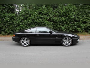 2003 Aston Martin DB7 V12 GT - Six Speed Manual For Sale (picture 7 of 19)