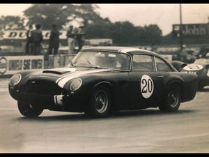 1966 Aston Martin DB5 Project Ex Ian Mason Racecar For Sale (picture 7 of 9)