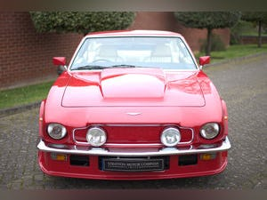 1985 Aston Martin V8 Vantage Sports Saloon For Sale (picture 2 of 15)