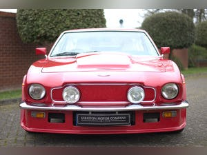1985 Aston Martin V8 Vantage Sports Saloon For Sale (picture 3 of 15)