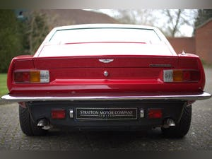1985 Aston Martin V8 Vantage Sports Saloon For Sale (picture 6 of 15)