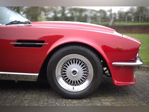 1985 Aston Martin V8 Vantage Sports Saloon For Sale (picture 7 of 15)