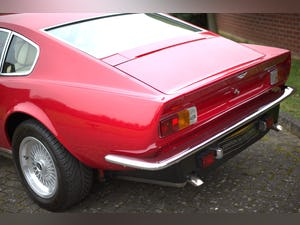 1985 Aston Martin V8 Vantage Sports Saloon For Sale (picture 8 of 15)