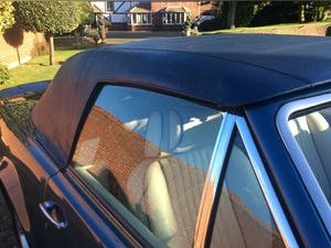 1987 Aston Martin V8 Vantage X-Pack Volante 5.3 Manual For Sale (picture 4 of 17)