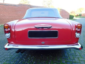 1962 Aston Martin DB4 Series 5 Vantage Convertible For Sale (picture 4 of 16)
