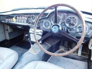 1962 Aston Martin DB4 Series 5 Vantage Convertible For Sale (picture 9 of 16)