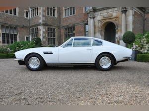 Concours winning 1971 Aston Martin DBSV8 (factory LHD) For Sale (picture 1 of 6)