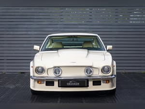 1984 Aston Martin V8 Vantage LHD ONLY 8600 MILES MANUAL (ZF) For Sale (picture 3 of 24)