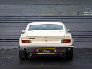 1984 Aston Martin V8 Vantage LHD ONLY 8600 MILES MANUAL (ZF) For Sale (picture 4 of 24)